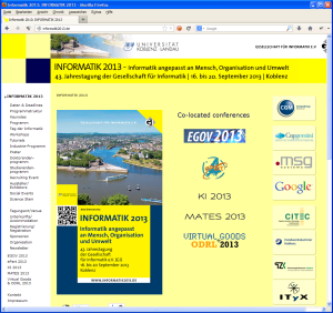 Informatik 2013