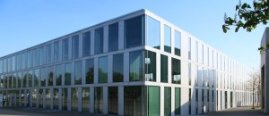 Gebäude der Fakultät Informatik der Uni Stuttgart