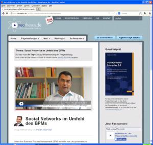Neothesus Social BPM
