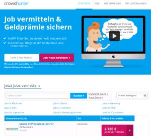 Crowdhunter - Personalvermittlung im Web 2.0