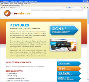www.freewebstore.com