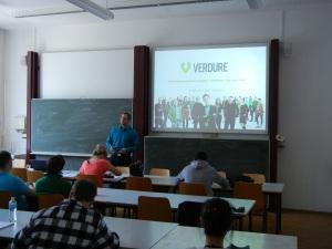 SEO-Vortrag Herr Fox (Verdure)