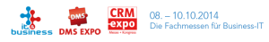 Where IT Works 2014 - IT&Business, CRM Expo und DMS Expo