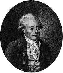 Georg Christoph Lichtenberg - Deutscher Physiker und Mathematiker
