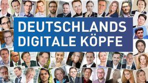 Deutschlands Digitale Köpfe 2014