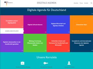 Digitale Agenda 2014 - 2017