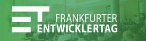 Frankfurter Entwicklertag 2015