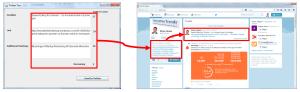 Testprogramm zum Zugriff auf Twitter über Selenium Webdriver