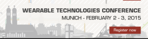 Wearable Technologies Conference 2015 in München