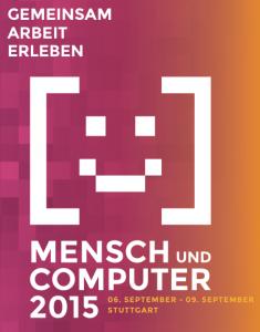 Mensch und Computer 2015 in Stuttgart