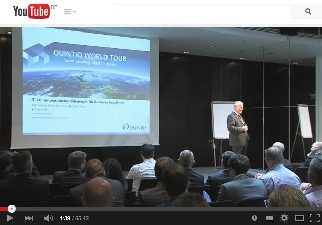 IT als Innovationsbeschleuniger: Vortrag von Prof. Bullinger