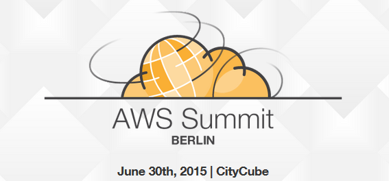 AWS Summit 2015 in Berlin