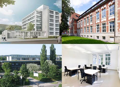 Gründerzentren und Gründer-Spaces in Stuttgart