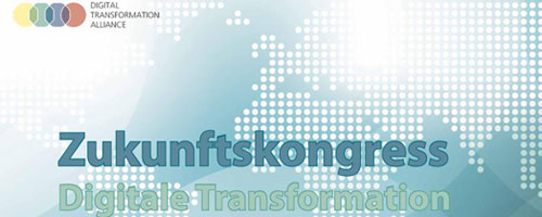 Zukunftskongress Digitale Transformation am Fraunhofer IAO