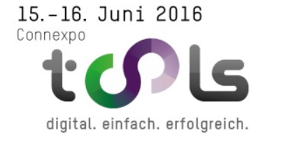 Tools 2016 am 15. und 16 Juni 2016 in Berlin
