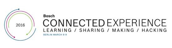 Bosch Connected Experience im März 2016 in Berlin