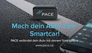 PACE macht das Auto zum Smartcar