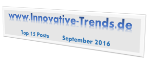 Top 15 Posts im September 2016