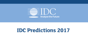IDC Predictions 2017