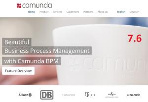 Camunda BPM Roadshow zum Release 7.6.