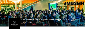63. Mercedes-Benz Social Media Night