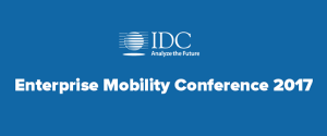 IDC Enterprise Mobility Conference 2017