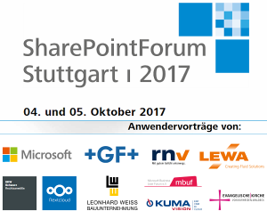 SharePoint Forum Stuttgart 2017