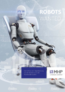 MHP-Studie Digitalisierung in der Automobilindustrie