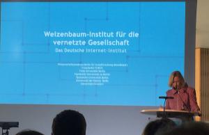 Weizenbaum-Institut für die vernetzte Gesellschaft - Deutsches Internet Institut