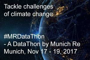 #MRDataThon 2017 in München