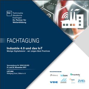 Fachtagung Industrie 4.0 und IoT