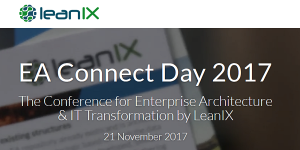 EA Connect Day 2017 - EAM & IT Transformation