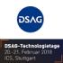 DSAG TEchnologietage 2018 Stuttgart