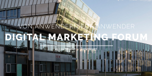 Digital Marketing Forum 2018 in Stuttgart