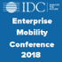 IDC Enterprise Mobility Conference 2018