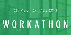Workathon im März 2018