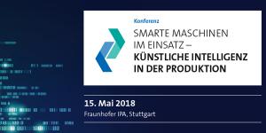 KI in der Produktion - Konferenz in Stuttgart